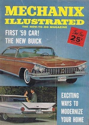 Mechanix Illustrated October 1958: Parker, William L.