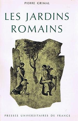 Les Jardins Romains: Grimal, Pierre