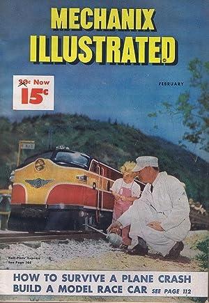 Mechanix Illustrated February 1948: Hertzberg, Robert (editor)