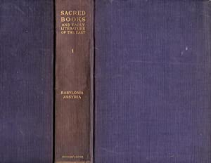 The Sacred Books and Early Literature of the East Volume 1 Babylonia and Assyria: Horne, Charles F....