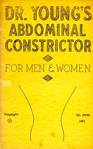 Dr. Young's Abdominal Constrictor for Men and Women: Dr. Young