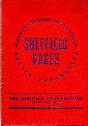 Sheffield Gages Catalog 42-2: Sheffield Corporation Staff