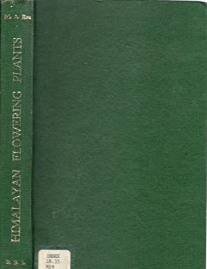 Illustrations of West Himalayan Flowering Plants: Rau, M. A.