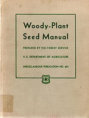 Wood-Plant Seed Manual: Author Unknown