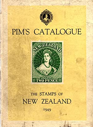 Pim's Catalogue of the Stamps of New Zealand 1855-1948: Peterson, Campbell