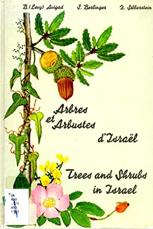 Arbres et Arbustes d'Israel (Trees and Shrubs in Israel)