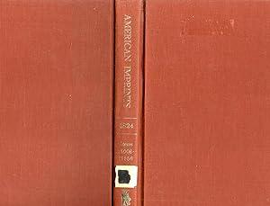 A Checklist of American Imprints 1824: Shoemaker, Richard H.