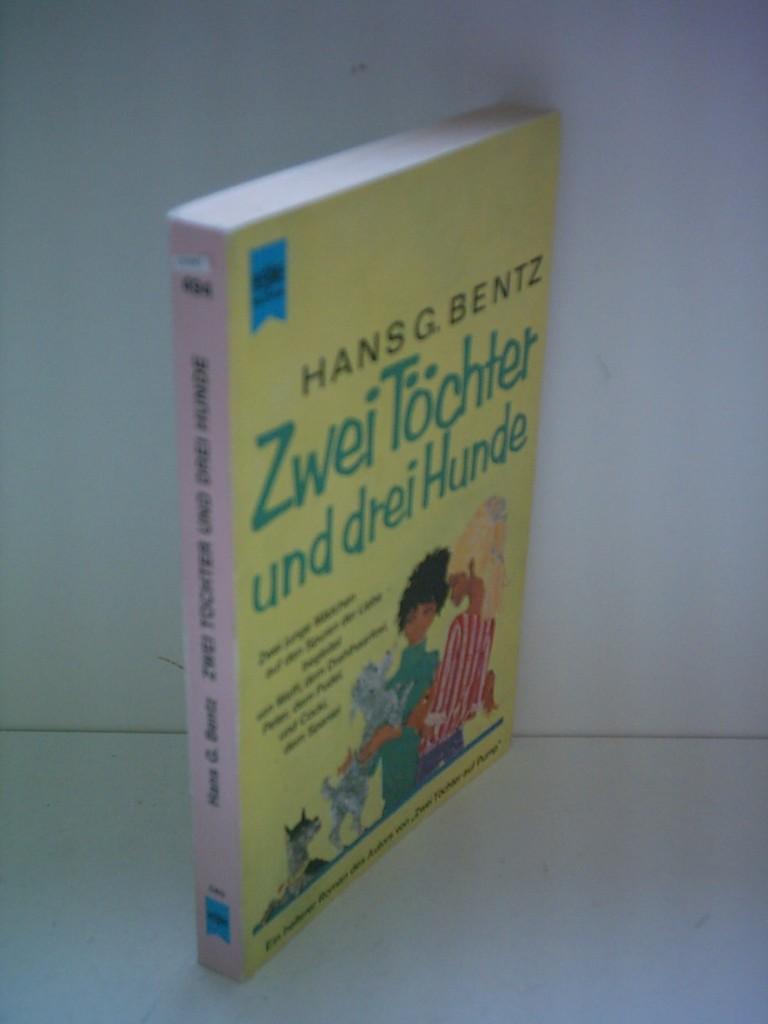 Der Bund Der Drei Bentz Bücher Hans G.: