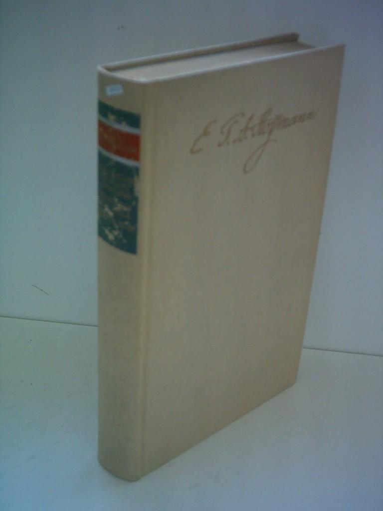 Klein Zaches genannt Zinnober / Prinzessin Brambilla: Hoffmann, E.T.A.: