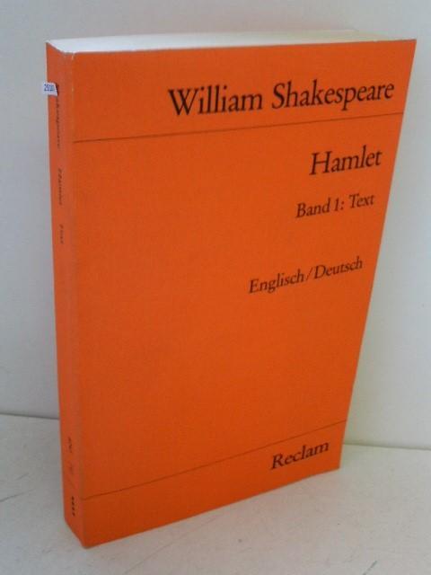 Hamlet englisch von shakespeare zvab for Ubersetzung englisch deutsch text