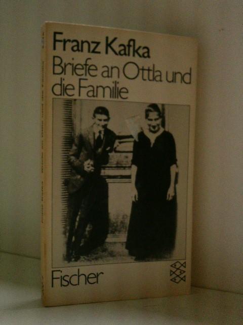 Briefe Von Und An : Briefe an ottla und von franz kafka zvab