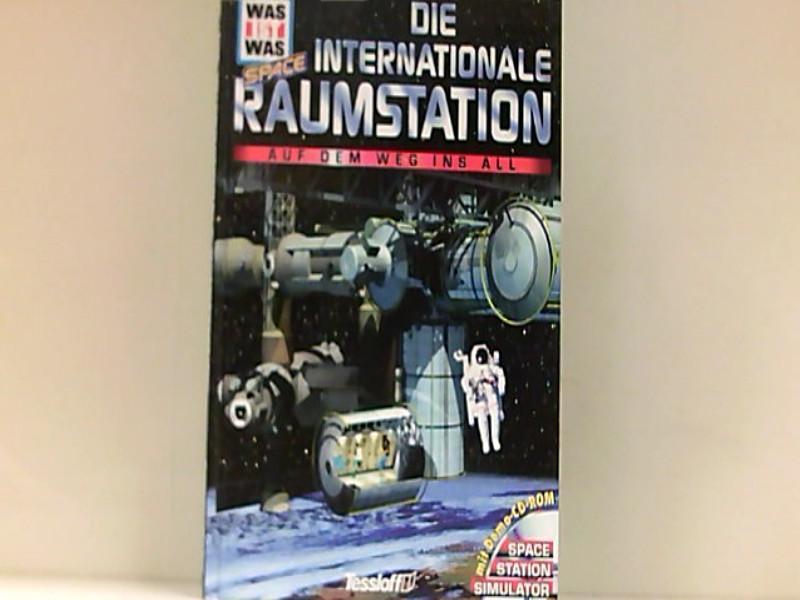 Was ist was Space, Die internationale Raumstation - Engelhardt, Wolfgang und David Ducros