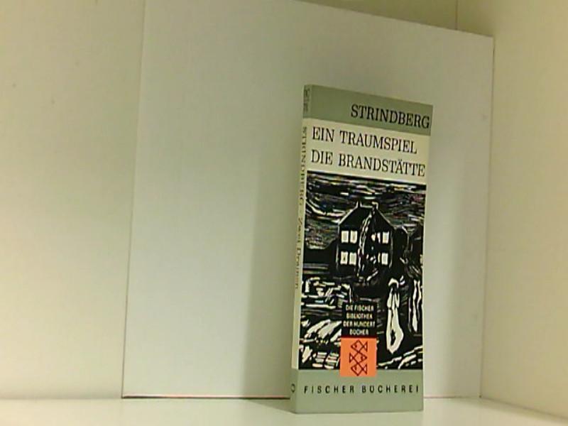 Ein Traumspiel / Die Brandstätte: Walther Killy Hrsg.,