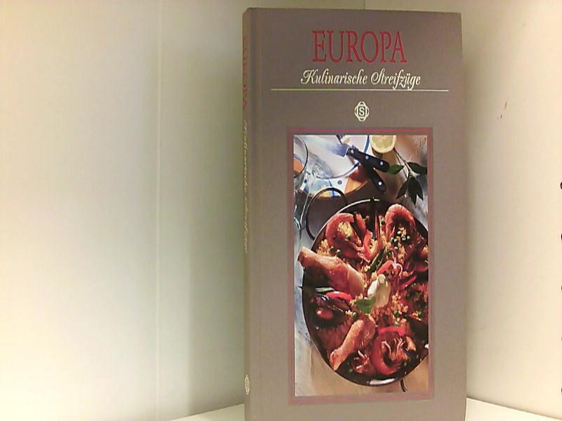 Europa - Kulinarische Streifzüge - Döbbelin, Hans Joachim Casparek-Türkkan, Erika, und Hans J Döbbelin