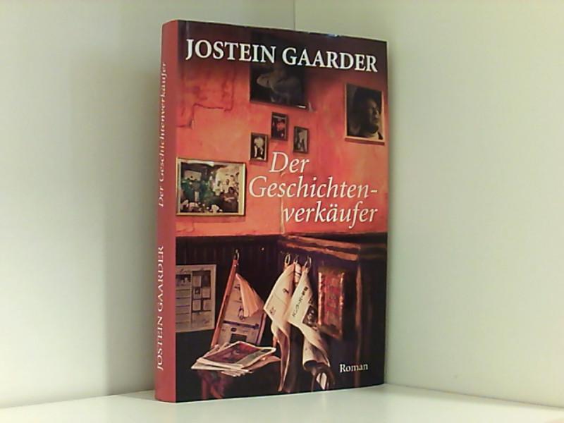 Der Geschichtenverkäufer: Gaarder, Jostein: