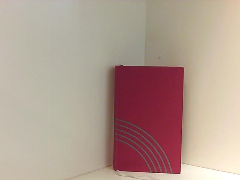 Gesangbuch (rot) für Anhalt, Berlin- Brandenburg, Schlesische Oberlausitz, Pommern, Kirchenprovinz Sachsen