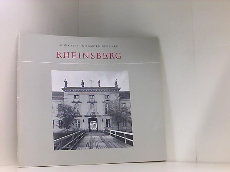 Schlösser und Gärten der Mark: Rheinsberg
