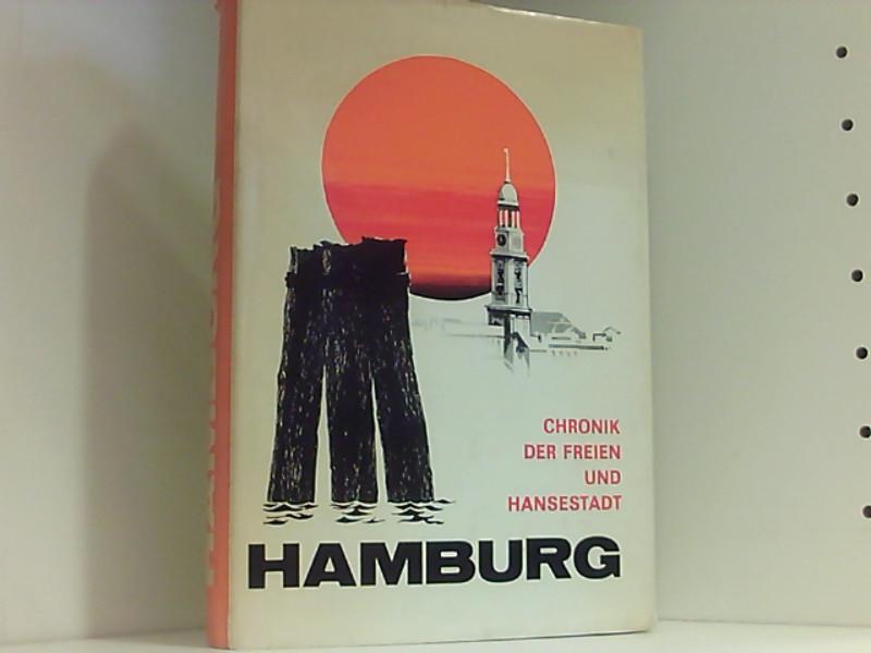 Heimatchronik der Freien und Hansestadt Hamburg. 2.erw.: LEHE Erich, von: