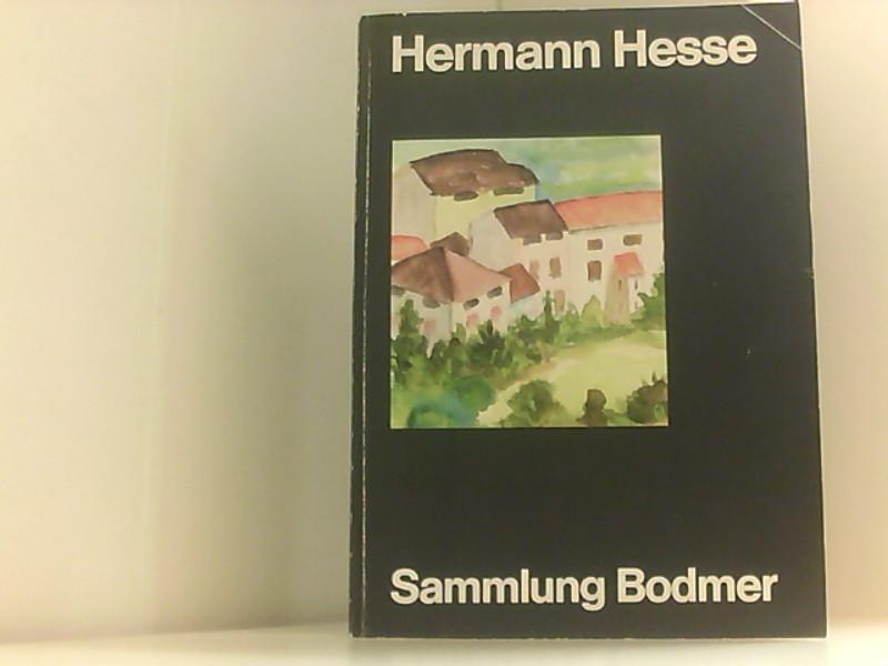 Aquarelle, Manuskripte, Widmungsexemplare, Erstausgaben, Briefe, Dokumentation. Versteigerungskatalog,: Hesse Hermann -
