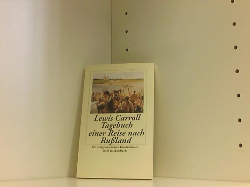 Tagebuch einer Reise nach Rußland im Jahr: Ingold Felix, Philipp,