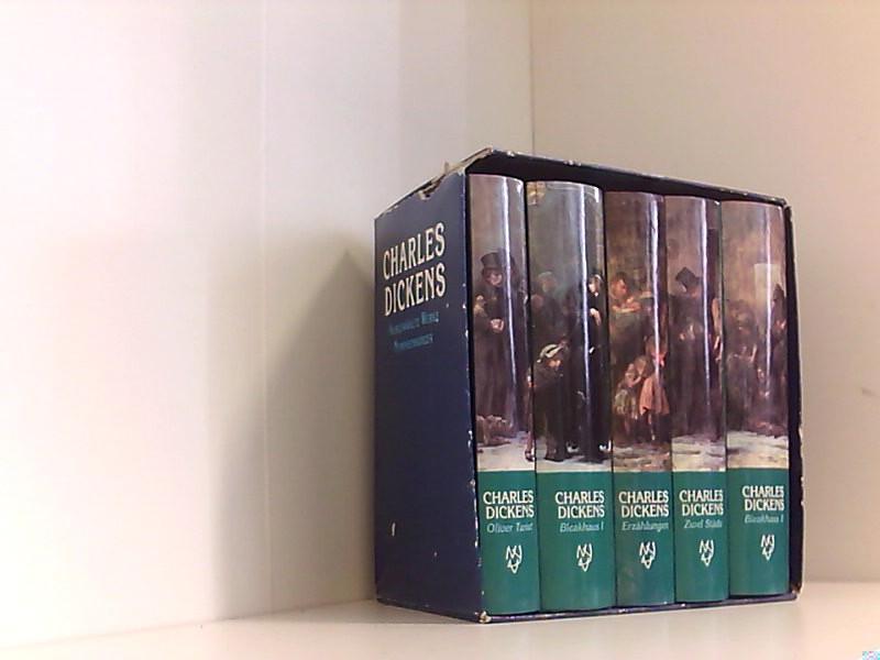 Ausgewählte Werke, 5 Bde.: Dickens, Charles, Stephan