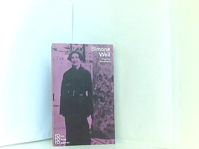 Weil, Simone - Krogmann, Angelica
