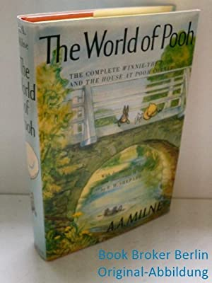 The World of Pooh Containing Winnie-The-Pooh and: A. Illustrated by