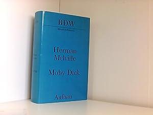 Moby Dick oder Der Wal.: Melville, Herman::