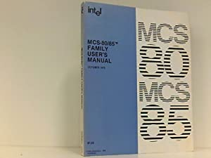 McS-80/85 Family User's Manual/205775 by Intel Corporation