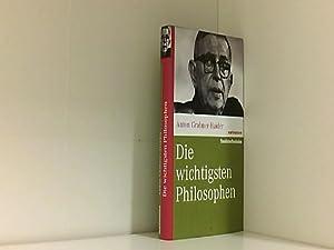 Die wichtigsten Philosophen. marixwissen: Grabner-Haider, Anton: