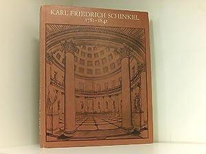 Karl Friedrich Schinkel 1781 -1841 Schinkel Ehrung: Hoffmann, Alfred: