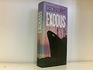 Exodus. Roman.: Uris, Leon: