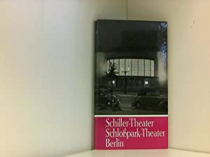 Schiller-Theater, Schlosspark-Theater, Berlin: Zivier, Georg: