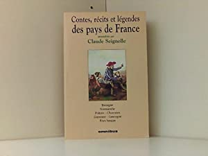 Contes Recits ET Legendes De Pays De France