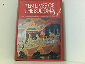 Ten Lives of the Buddha: Siamese Temple Painting and Jataka Tales: Siamese Temple Paintings and J...