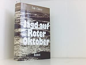 Tom Clancy: Jagd auf roter Oktober: Clancy, Tom: