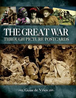The Great War through Picture Postcards: de Vries, Guus