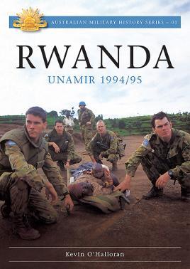 Rwanda: Unamir 1994 / 95 (Australian Army: O'Halloran, Kevin