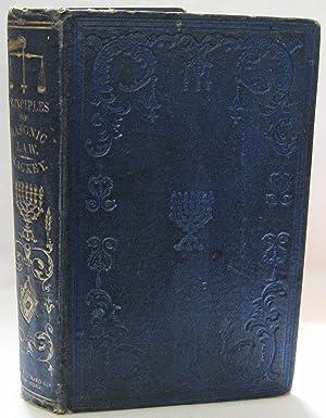 The Principles of Masonic Law: A Treatise: Mackey, Albert G.