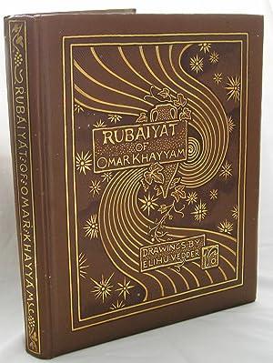 The Rubaiyat of Omar Khayyam: Vedder, Elihu (illustrator),
