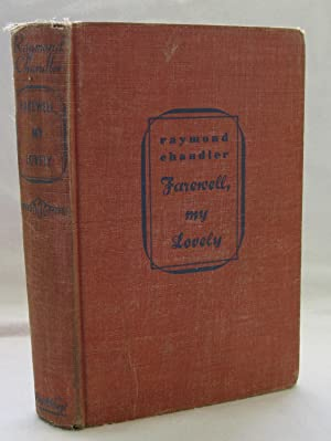 farewell my lovely by chandler first edition knopf