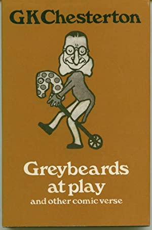 Greybeards at Play and Other Comic Verse