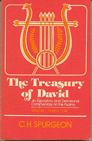 The Treasury of David: An Expository and Devotional Commentary on the Psalms (Volumes I-VII): ...