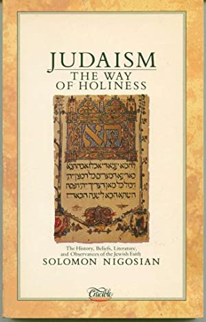 Judaism: The Way of Holiness