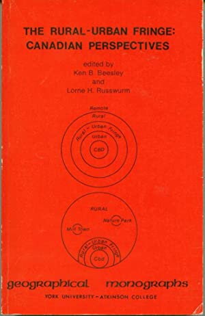 The Rural-Urban Fringe: Canadian Perspectives: Beasley, Ken B.;