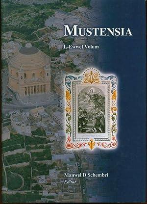 Mustensia (L-Ewwel Volum): Schembri, Manwel D.