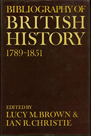 Bibliography of British History, 1789-1851