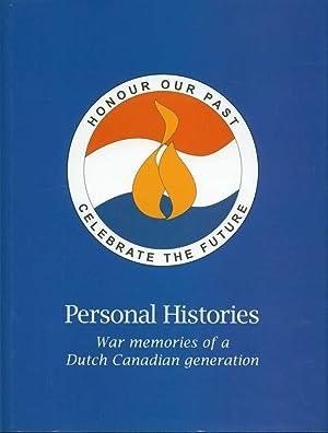 Personal Histories: War Memories of a Dutch: Kramer, Titia; Bautz,