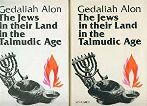 The Jews in Their Land in the Talmudic Age, 70-640 C.E. (Volumes 1 & 2)