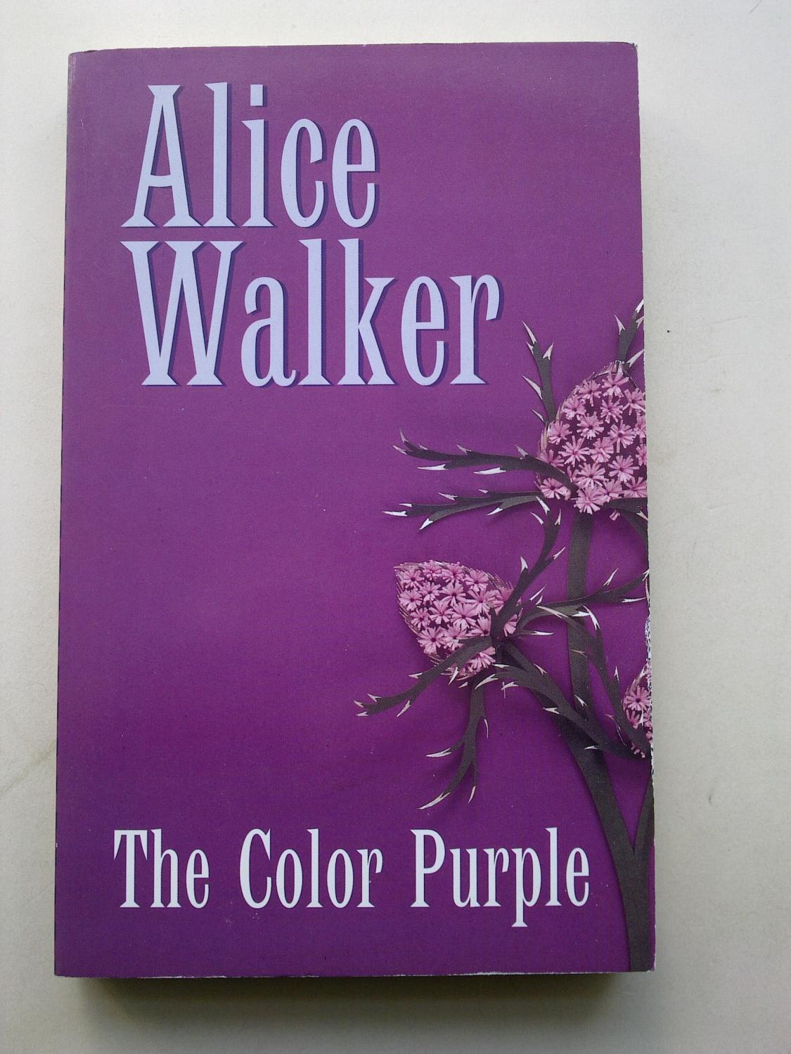 the color purple book review essay Essay question in what ways could the color purple be described as a  womanist novel you are being assessed on your writing skills, therefore your  essay.